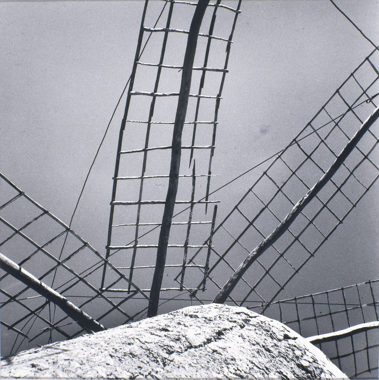 Joaquim Gomis - Molí de blat - 1947