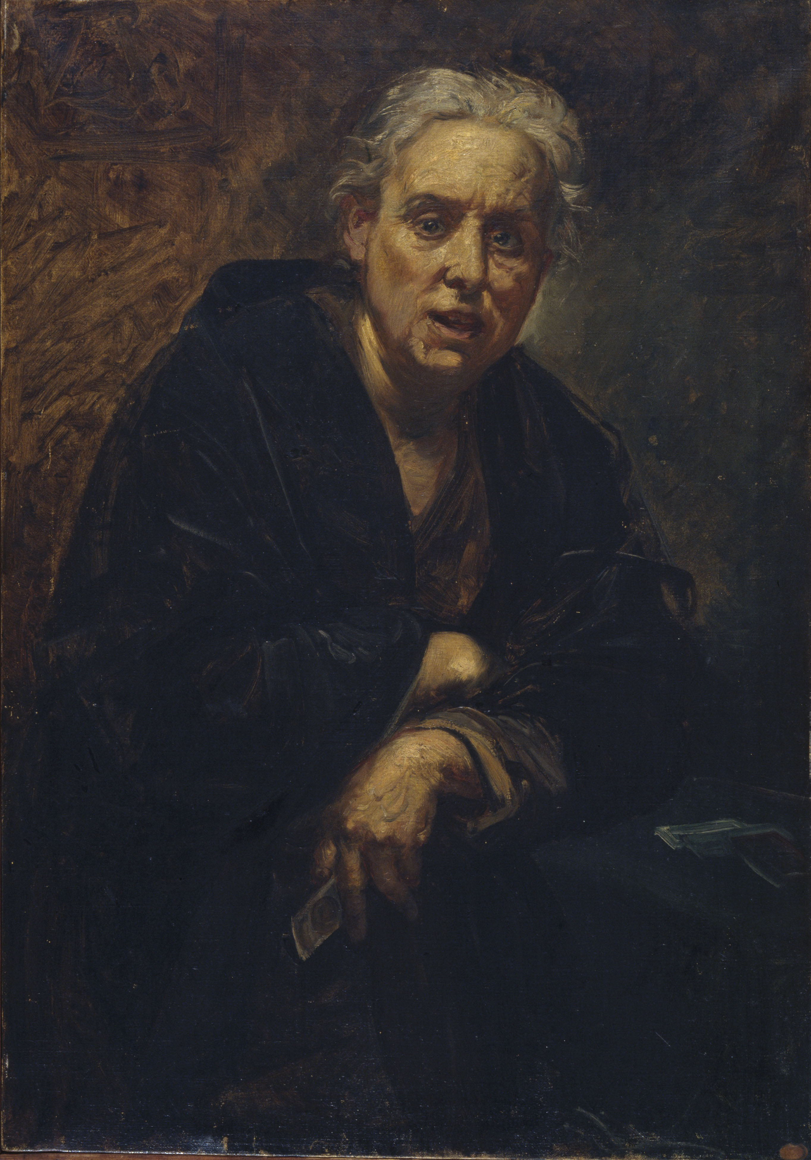 Ramon Martí i Alsina - La tiradora de cartes - Cap a 1873
