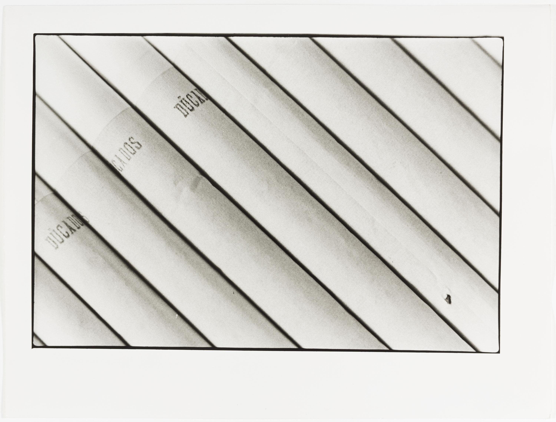 Josep Rigol - Ducados (sèrie Aproximacions) - 1977
