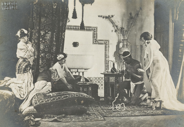 Pere Casas Abarca - L'enchanteur - Cap a 1900