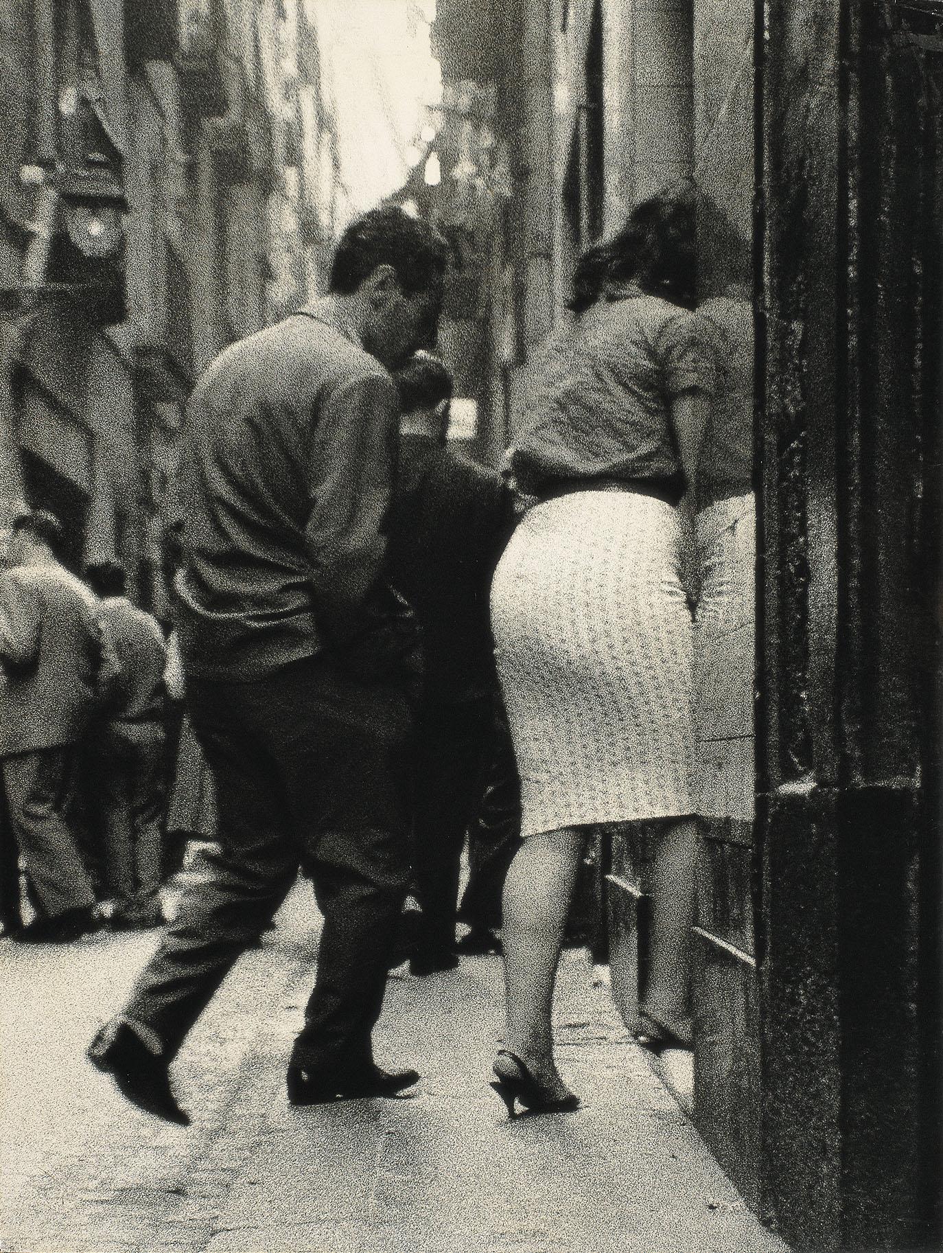 Joan Colom Altemir - De la sèrie Districte 5è - Barcelona, cap a 1960