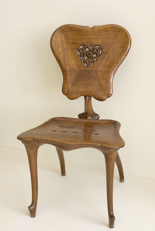 Antoni Gaudí - Cadira - 1900-1901