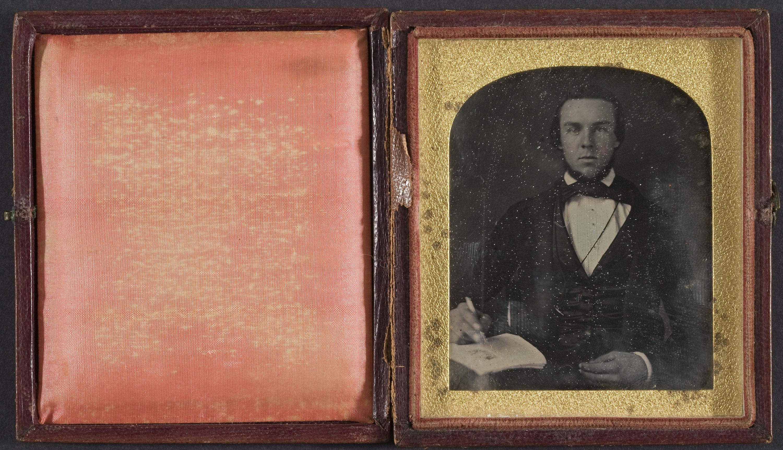 Anònim - Portrait of a man - 1839-1860