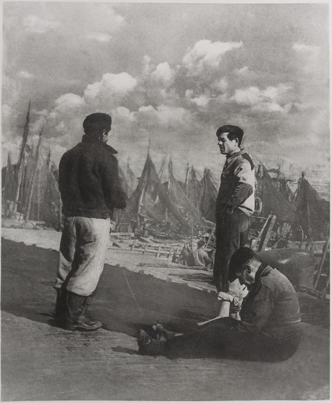 Josep Maria Casals i Ariet - Pescadors - No datat