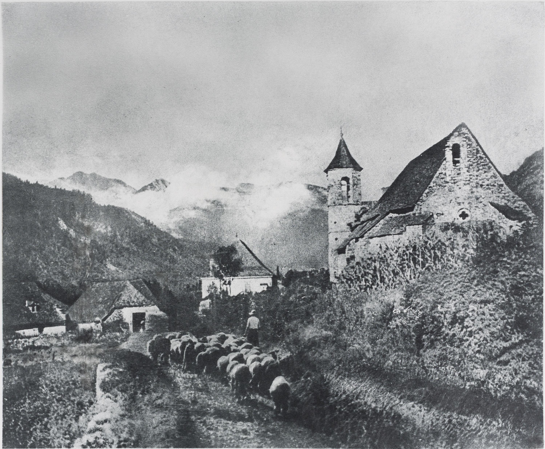 Josep Maria Casals i Ariet - Paisatge de la Vall d'Aran - Cap a 1935