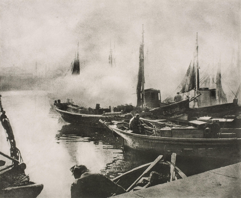 Josep Maria Casals i Ariet - Port of Barcelona - 1920 [?]