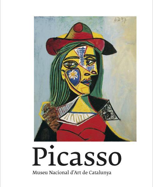 Pablo Picasso - Dona amb barret i coll de pell (Marie-Thérèse Walter) - París, 4 de desembre de 1937 [2]