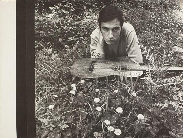 Oriol Maspons - Lluís Llach - Abril de 1967