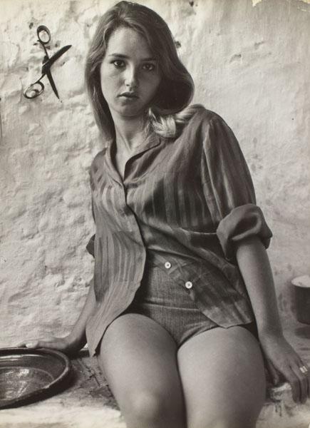 Oriol Maspons - Babá de Villepran - Cap a 1966