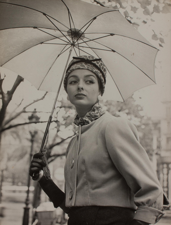 Oriol Maspons - Fotografia publicitària (moda) - Cap a 1960