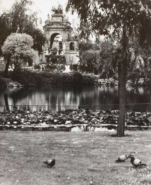 Oriol Maspons - Sense títol [Parc de la Ciutadella, Barcelona] - Cap a 1971