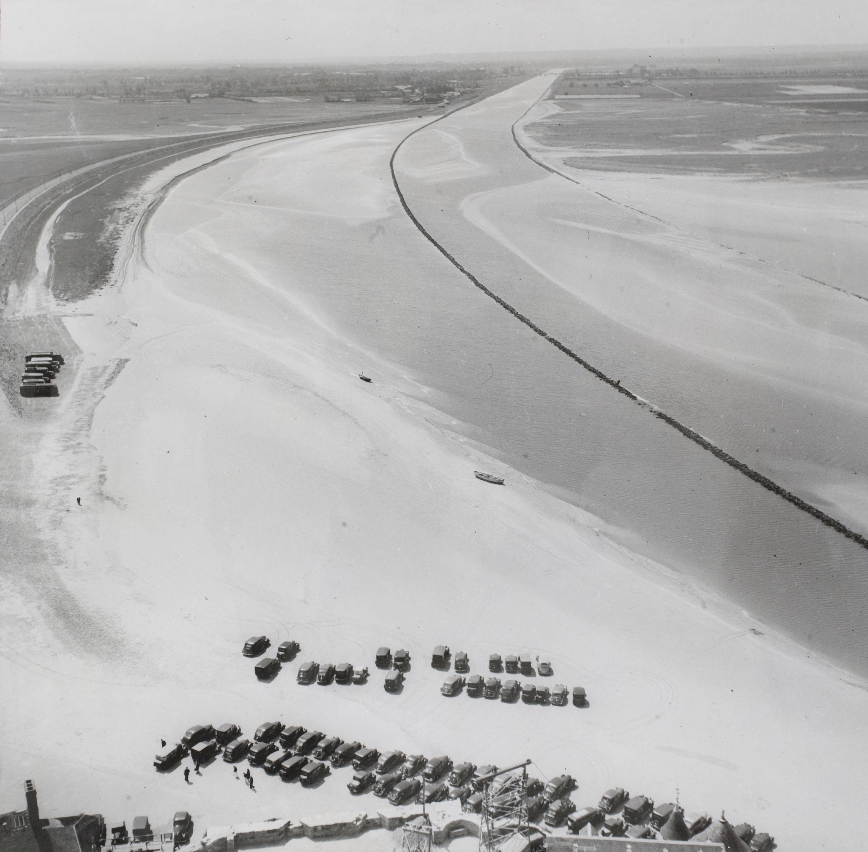 Joaquim Gomis - Marea baixa al Mont St. Michel - 1936