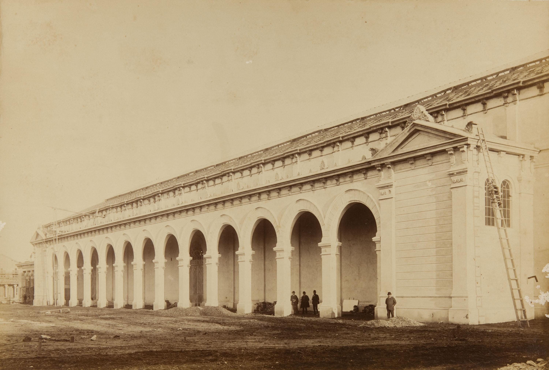 Pau Audouard - Sense títol - Cap a 1888