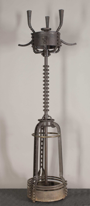coat rackumbrella stand  museu nacional d'art de catalunya -