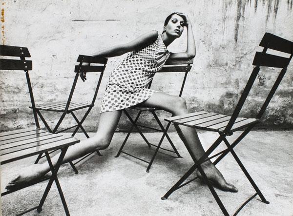 Oriol Maspons - Elsa Peretti - 1966