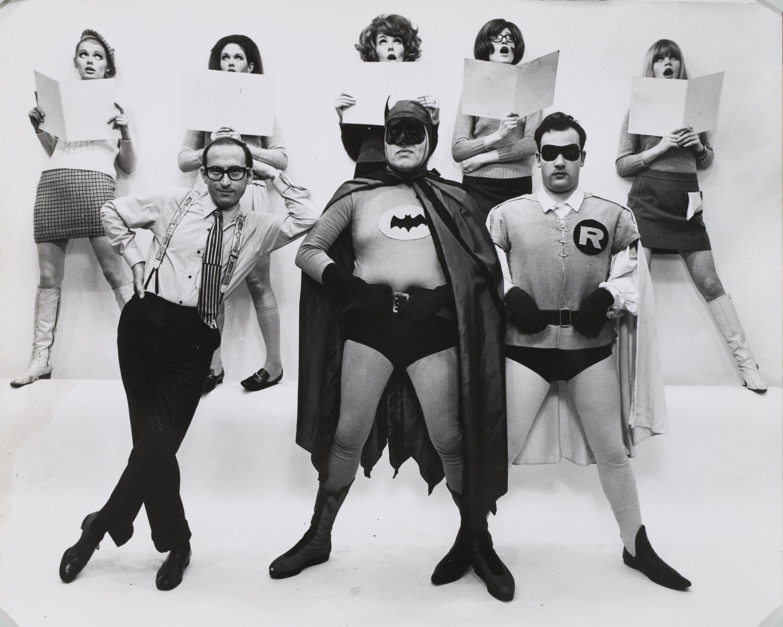 Oriol Maspons - Sense títol (Fotografia per a «Batman») - 1967