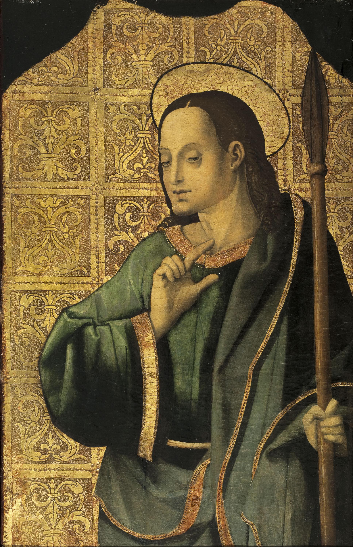 Pedro Romana - Saint Thomas the Apostle - Between 1510-1520