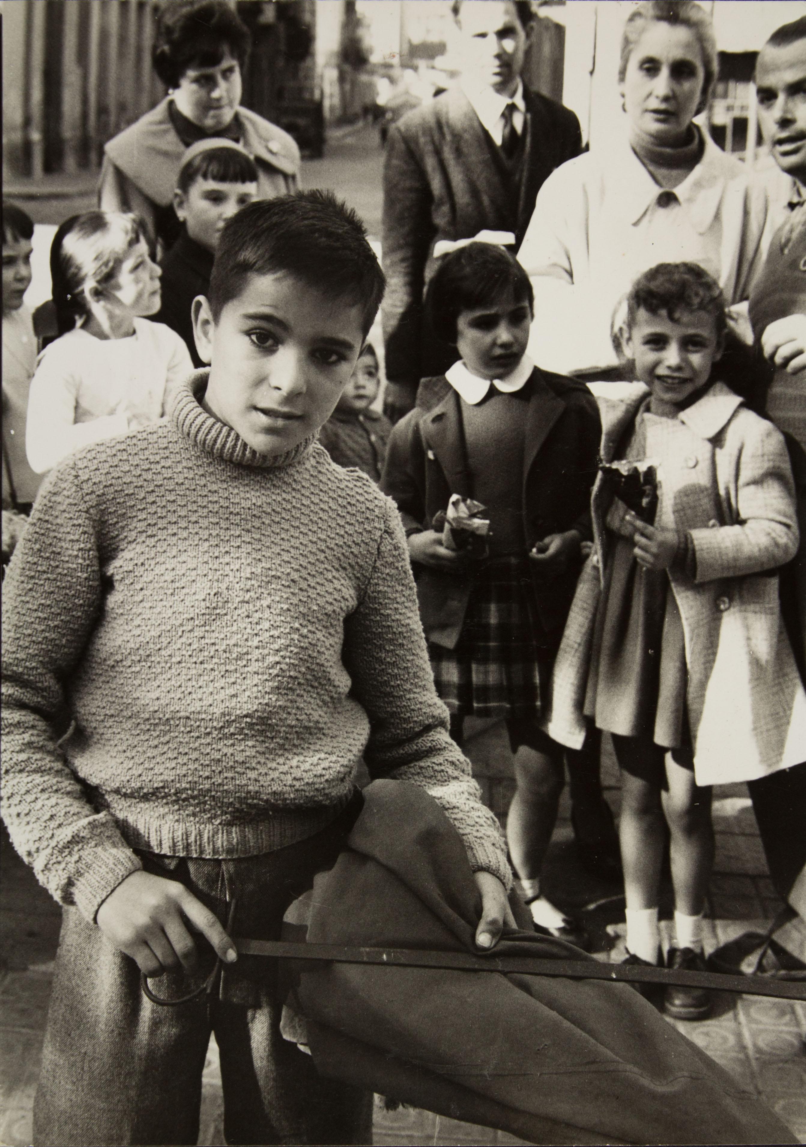 Oriol Maspons - Sense títol (Barcelona) - 1958