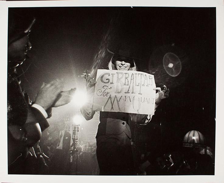 Oriol Maspons - Desfilada de moda a Bocaccio - 1969