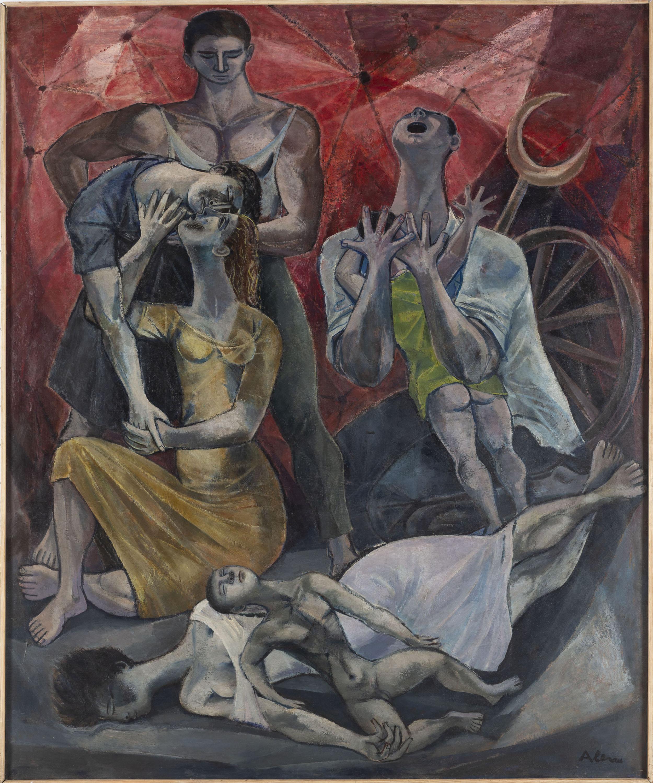 Marc Aleu - Els vençuts - 1956