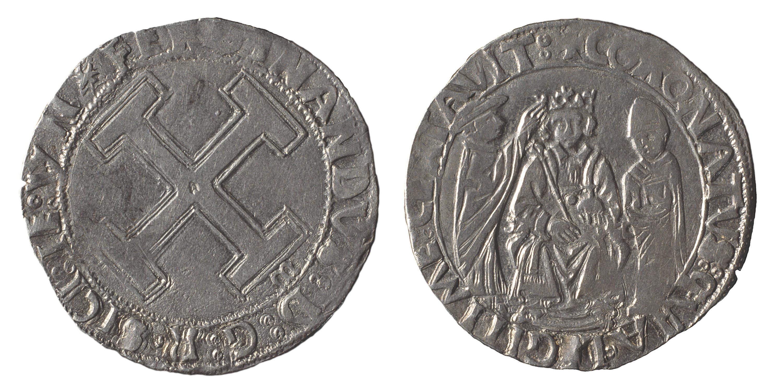 Ferran I de Nàpols - Coronat - 1462-1472