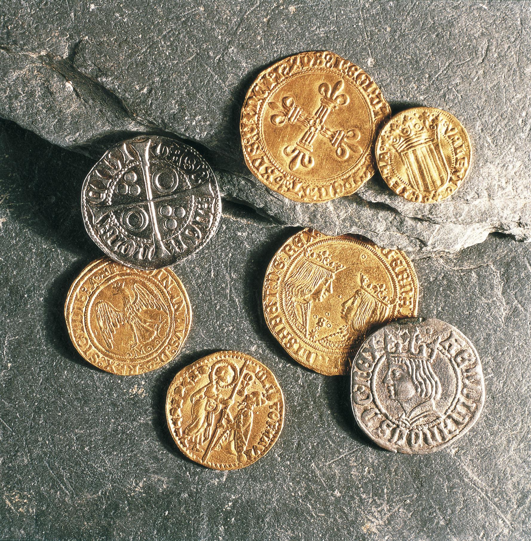 Diverses autoritats - Tresor de Sant Pere de Rodes - Primer quart del segle XVI