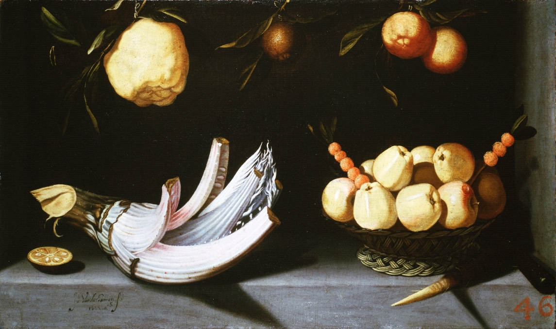 Undamaged  Still Lifes from the Spanish Golden Age | Museu