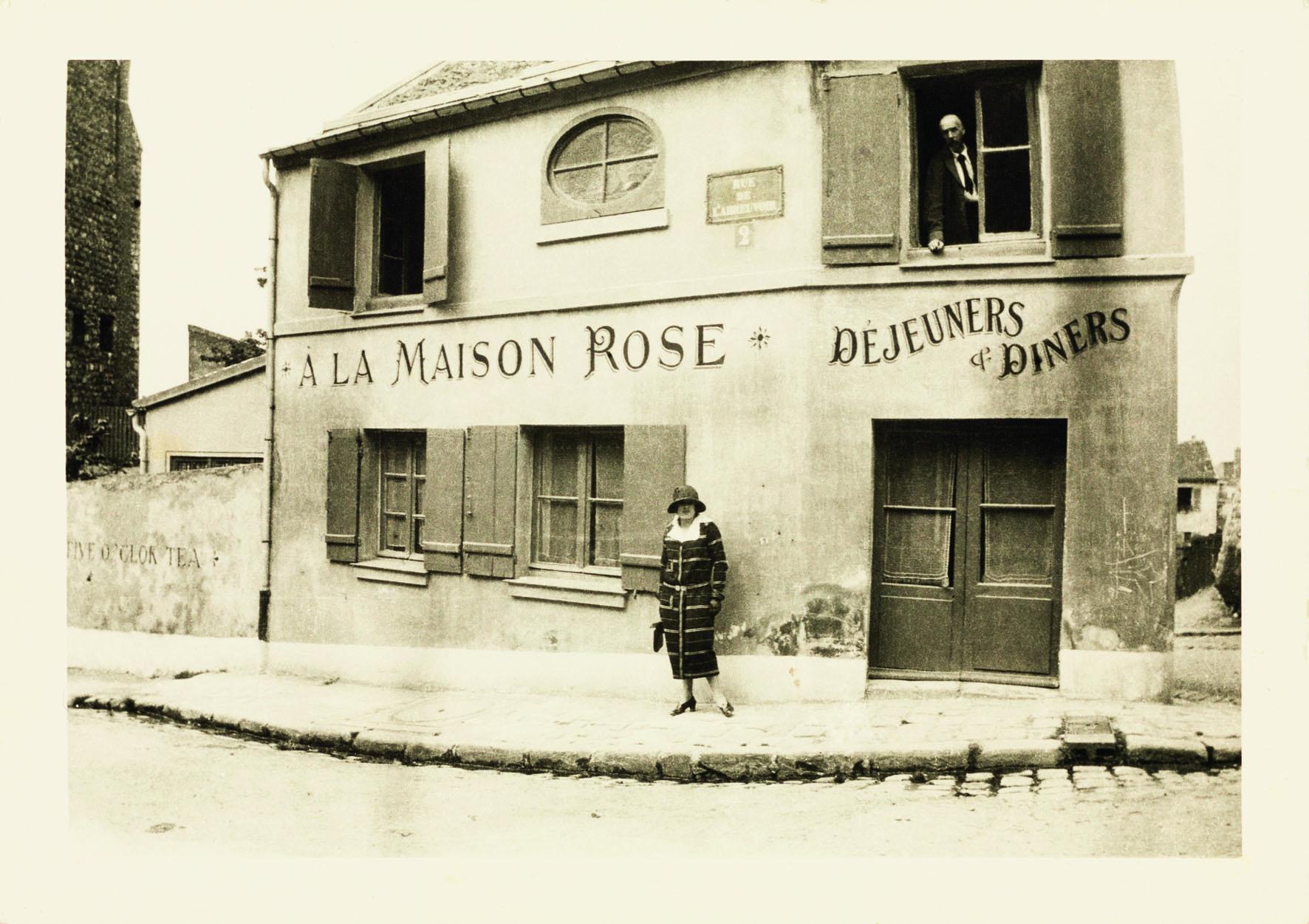 Resultat d'imatges de GERMAINE maison rose