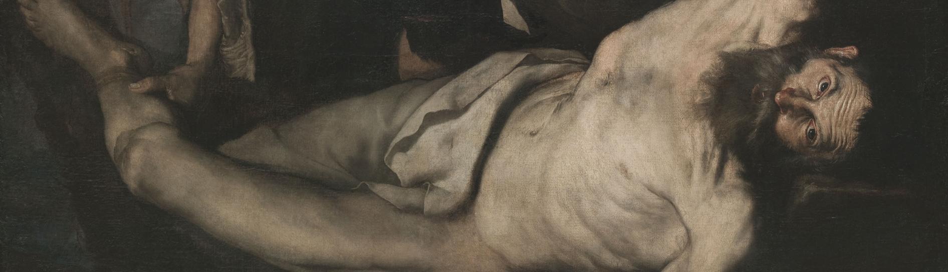 Jusepe de Ribera (Lo Spagnoletto), Martyrdom of Saint Bartholomew, 1644
