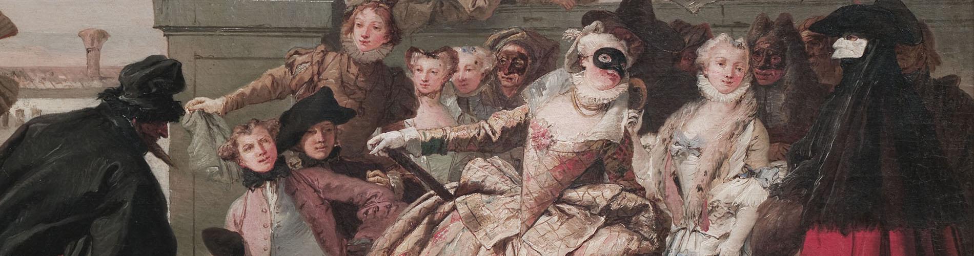 Giandomenico Tiepolo, The Minuet, 1756