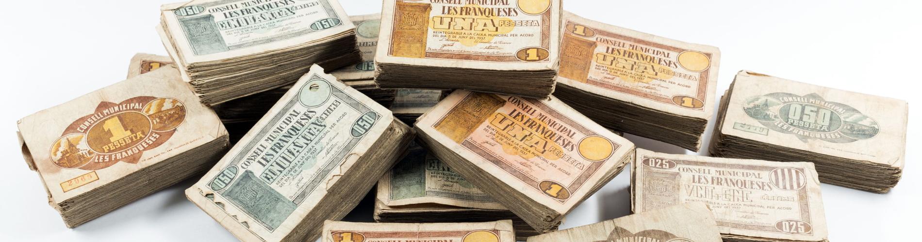 La moneda a la Guerra Civil