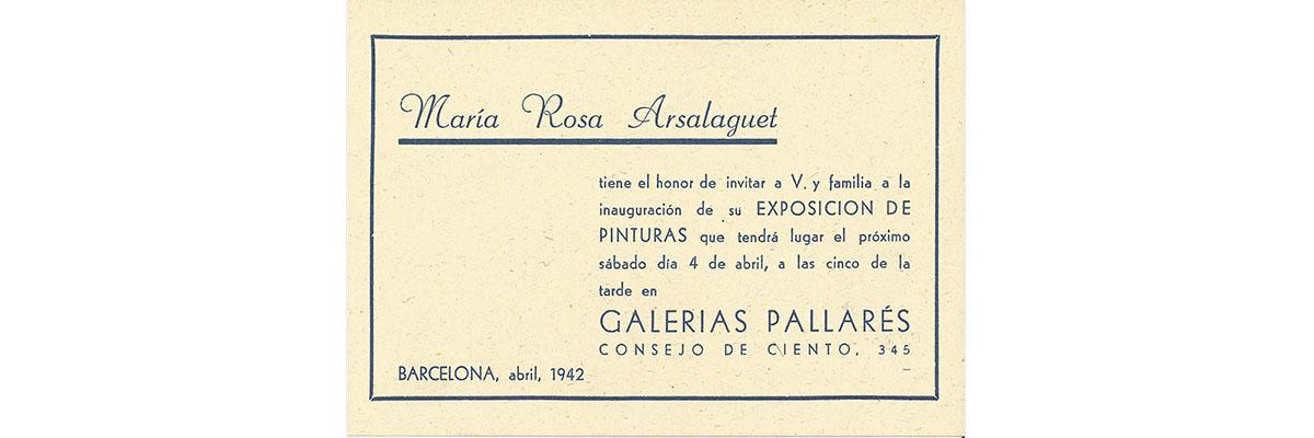 Maria Rosa Arsalaguet