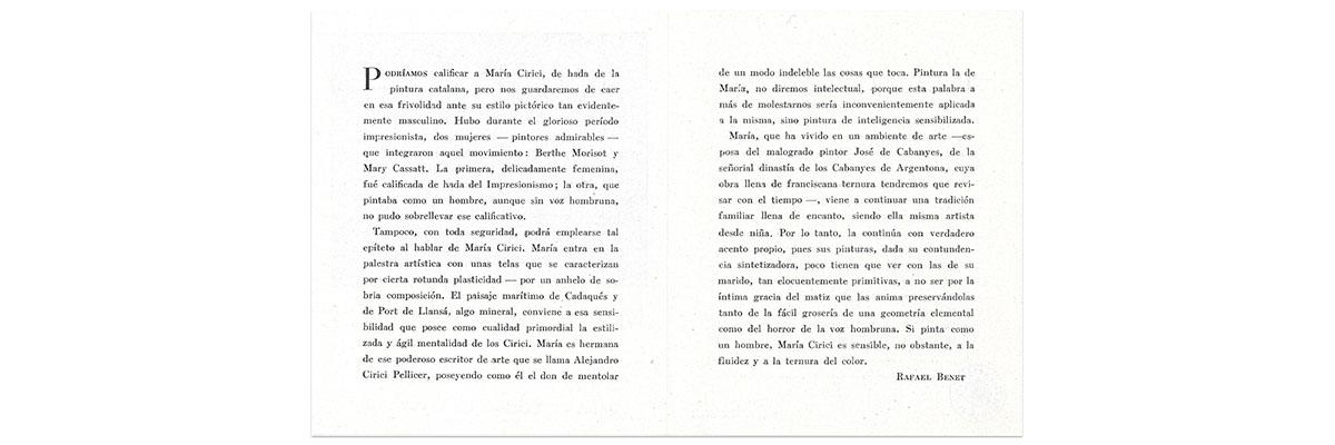 Maria Cirici Pellicer