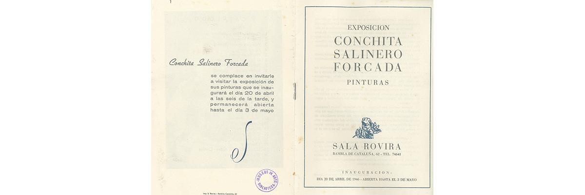 Conchita Salinero Forcada