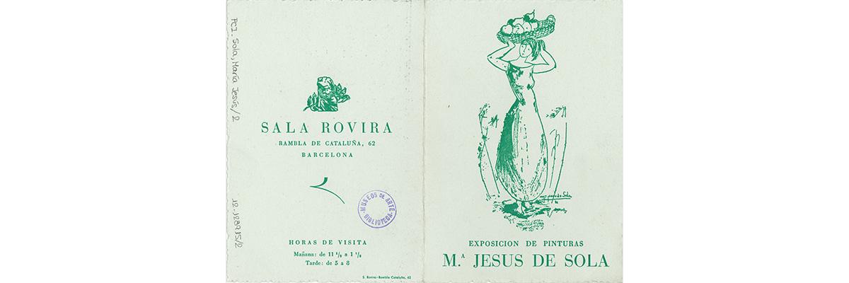 María Jesús Solà Justé