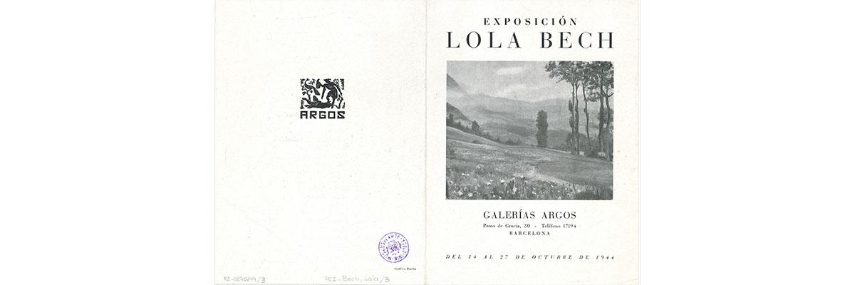 Lola Bech i Beltran