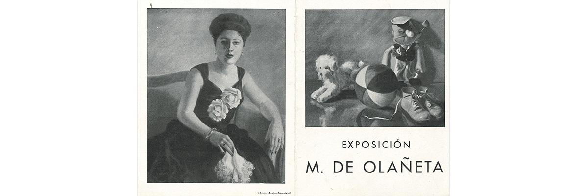 María Mercedes de Olañeta