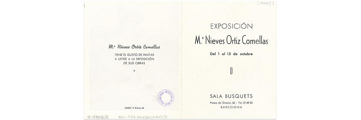 Nieves Ortiz Comellas
