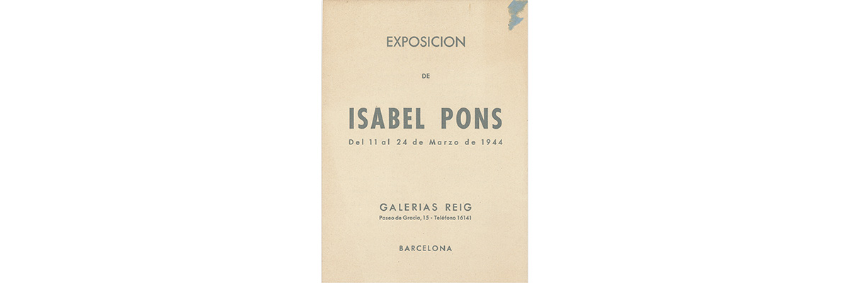 Isabel Pons i Iranzo