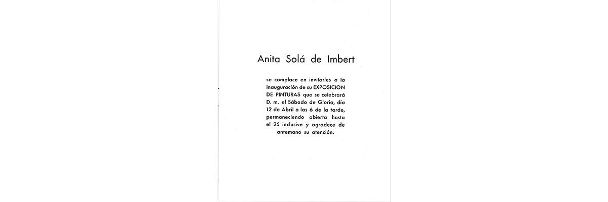 Anita Solà Galí