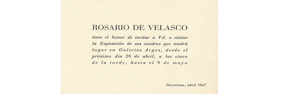 Rosario Velasco