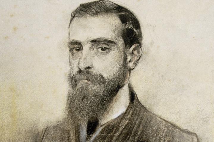 Ramon Casas, Retrat de Francesc Cambó, cap a 1906