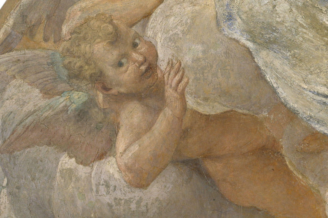 Annibale Carracci, Assumpció de la Mare de Déu, finals de 1604 – inicis de 1605