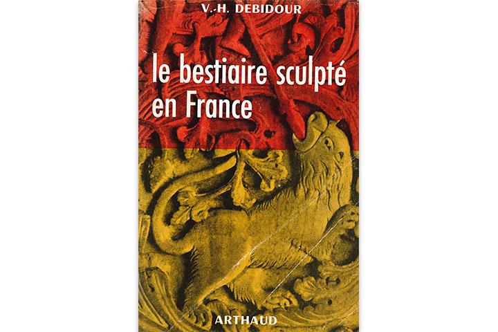 Le Bestiaire sculpté du Moyen Age en France