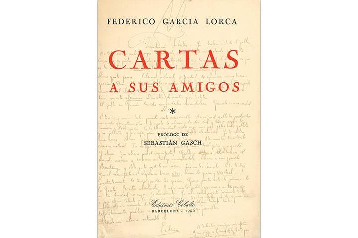 Cartas a sus amigos: Sebastián Gasch, Guillermo de Torre, Ana María Dalí, Ángel Ferrant y Juan Guerrero