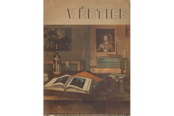 Vértice: revista nacional de la Falange Española Tradicionalista y de las J.O.N.S. núm. 26, (1939)