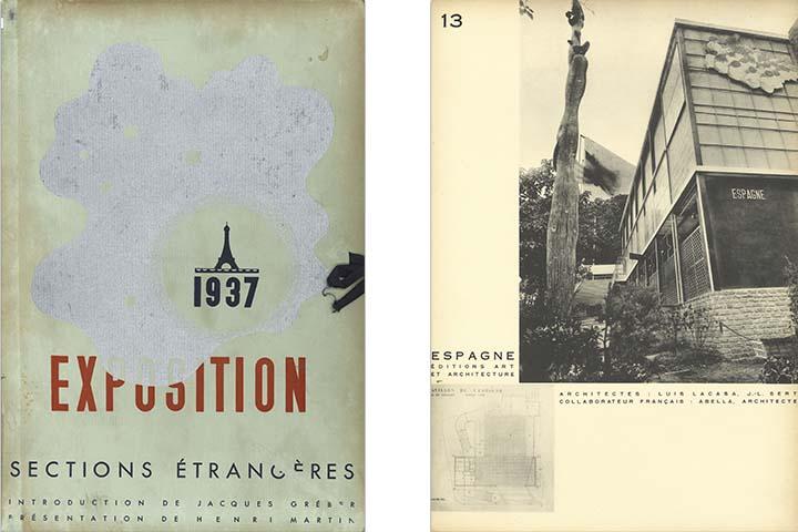 Exposition 1937: Sections étrangères. Paris: Éditions Art et Architecture, [1937]
