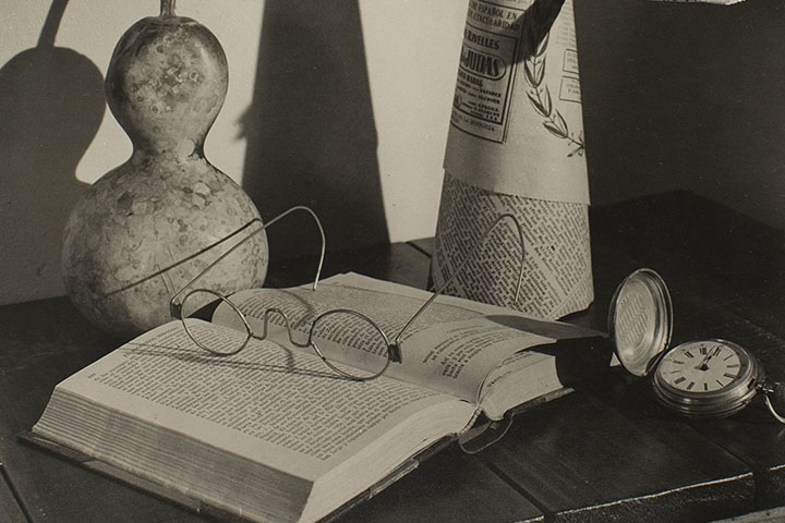 Emili Godes, Natura morta, cap a 1930