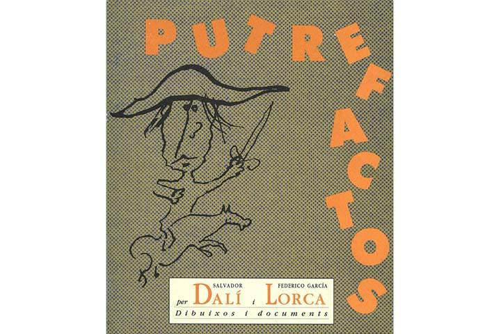 Los Putrefactos, per Salvador Dalí i Federico García Lorca: dibuixos i documents: abril-juny 1998, Centre Cultural Caixa Catalunya, La Pedrera, Barcelona