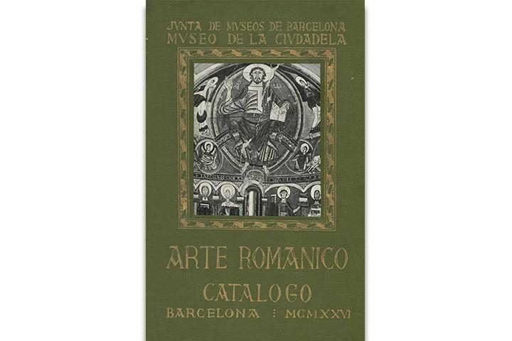 Museo de la Ciudadela: catálogo de la sección de arte románico
